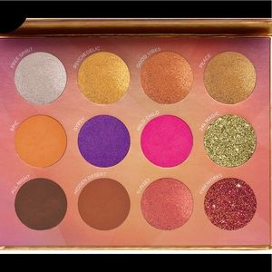 PUR Festival Pressed Pigment Pallete Limited (New)